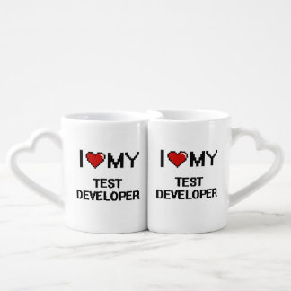 I love my Test Developer Couples' Coffee Mug Set