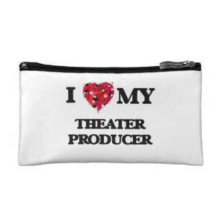 I love my Theater Producer Cosmetic Bags