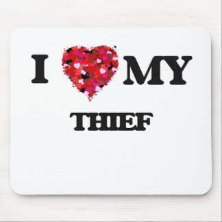 I love my Thief Mouse Pad