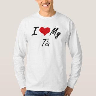 I love my Tia Tee Shirt