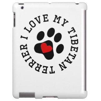 I Love My Tibetan Terrier