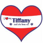 I Love My Tiffany (Female Cat) Photo Sculptures