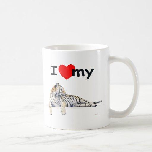 I love my Tiger (for light) Coffee Mugs