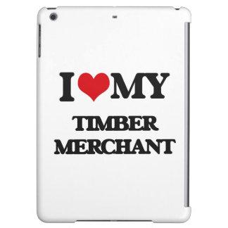 I love my Timber Merchant iPad Air Cover