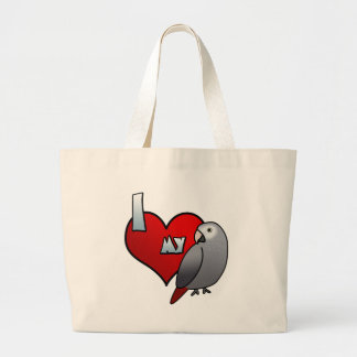 I Love my Timneh African Grey Bag