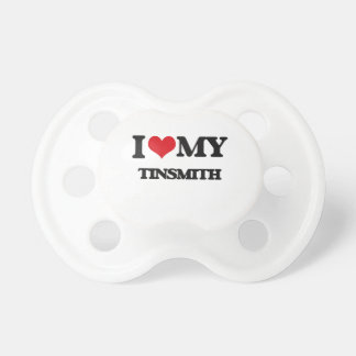 I love my Tinsmith BooginHead Pacifier