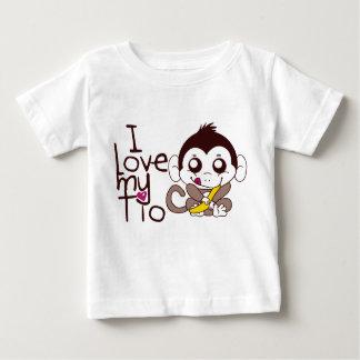 I love My Tio Baby T-Shirt