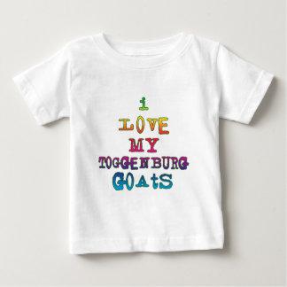 I Love My Toggenburg Goats T-shirt