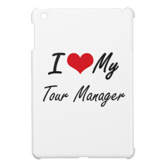 I love my Tour Manager Cover For The iPad Mini