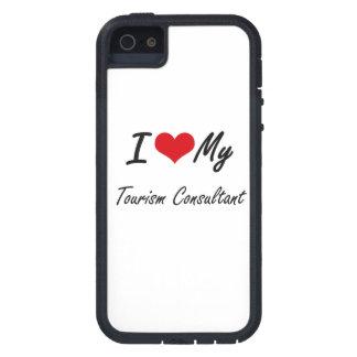 I love my Tourism Consultant iPhone 5 Cases