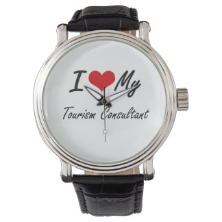 I love my Tourism Consultant Watch