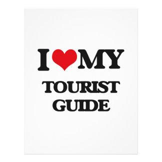 I love my Tourist Guide Custom Flyer