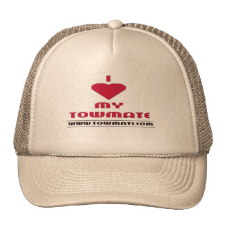 I LOVE MY TOWMATE Promotional Products Trucker Hat