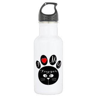 i love my Toyger. 18oz Water Bottle