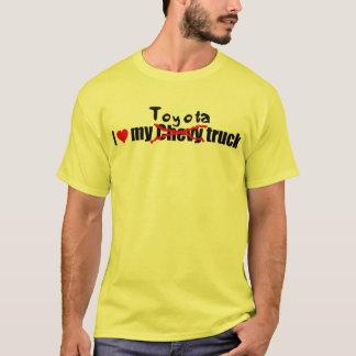 I love my toyota truck T-Shirt