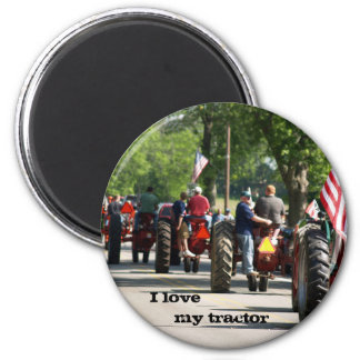 I love my tractor magnet