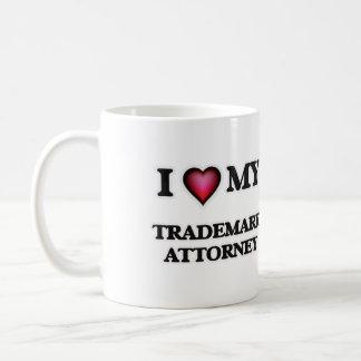 I love my Trademark Attorney Coffee Mug