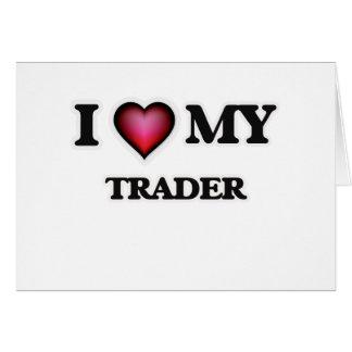 I love my Trader Card