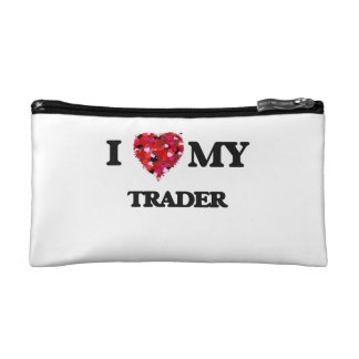 I love my Trader Cosmetic Bags