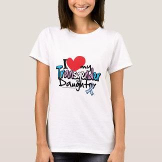 I Love My Transgender Daughter T-Shirt
