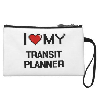 I love my Transit Planner Wristlets