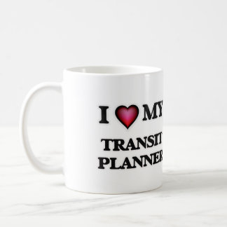 I love my Transit Planner Coffee Mug
