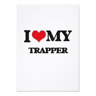 I love my Trapper Cards