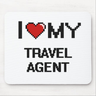 I love my Travel Agent Mouse Pad