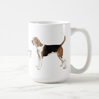 I Love my Treeing Walker Coffee Mug