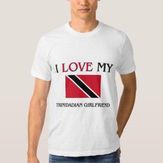 I Love My Trinidadian Girlfriend Shirt