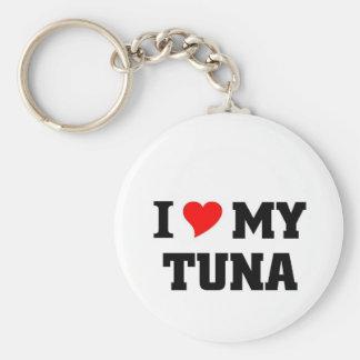 I love my Tuna Keychain