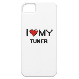 I love my Tuner iPhone 5 Cover