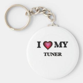I love my Tuner Keychain