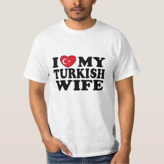 I Love My Turkish Wife T-Shirt