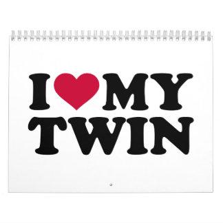 I love my twin calendar