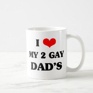I love my two gay dad's coffee mugs