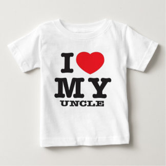 I Love My Uncle (Lurch & Dom Live Broadcast) Baby T-Shirt