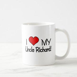 I Love My Uncle Richard! Coffee Mug