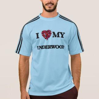 I Love MY Underwood Shirt