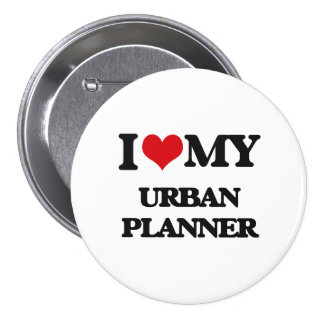 I love my Urban Planner Pin