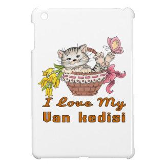 I Love My Van kedisi iPad Mini Covers