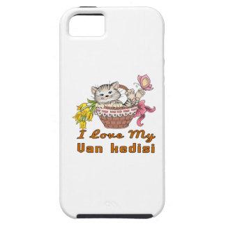 I Love My Van kedisi iPhone SE/5/5s Case