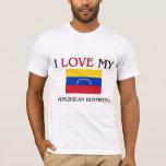 I Love My Venezuelan Boyfriend T-Shirt
