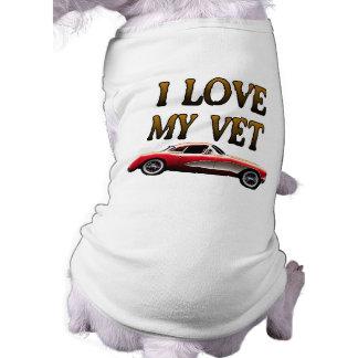 I Love My Vet Shirt. T-Shirt
