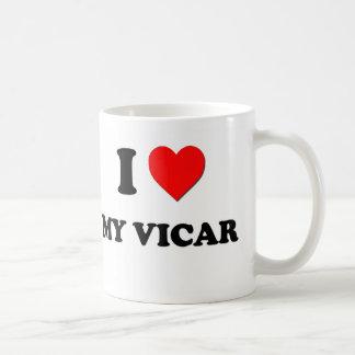I love My Vicar Coffee Mug