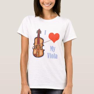I Love My Viola T-Shirt