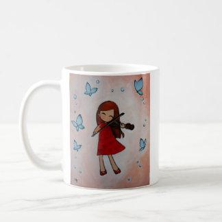 I Love My Violin Coffee Mug