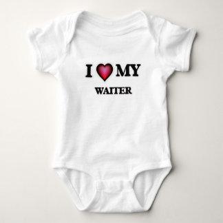 I love my Waiter Baby Bodysuit