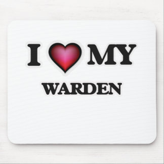 I love my Warden Mouse Pad