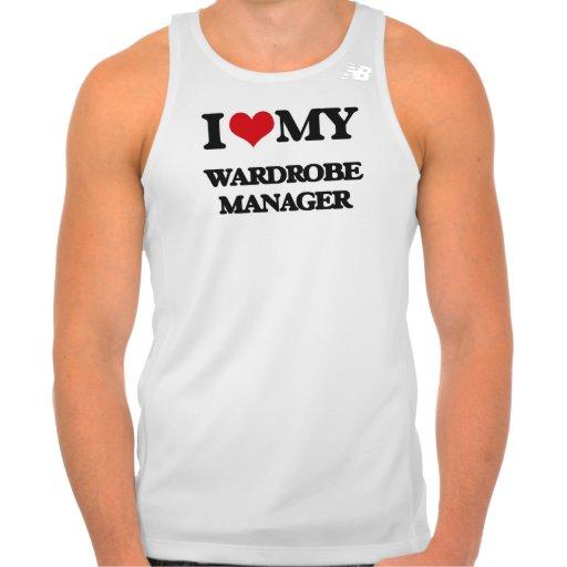 I love my Wardrobe Manager Tshirt Tank Tops, Tanktops Shirts